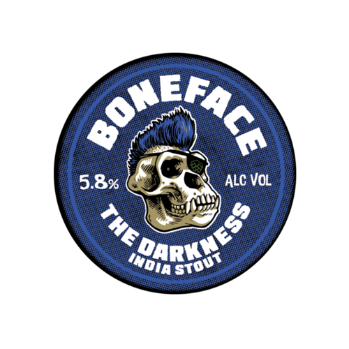 Clone Kit for Boneface 'The Darkness' India Stout